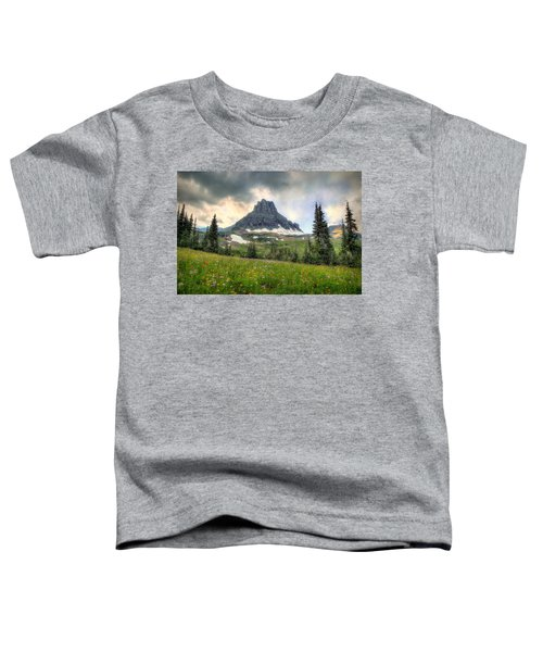 Glacier Meadows Toddler T-Shirt