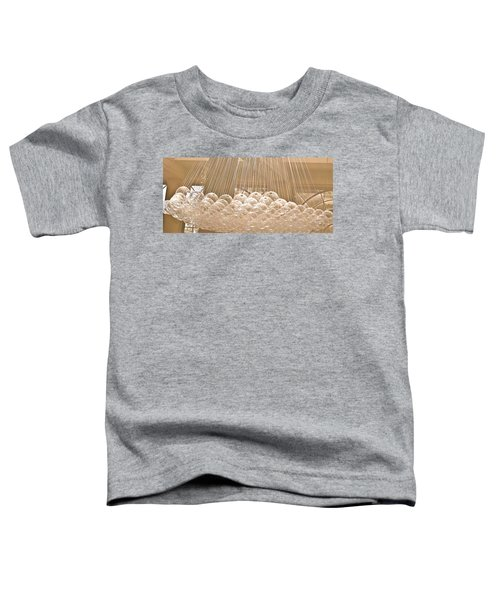 Glass Bubbles Toddler T-Shirt