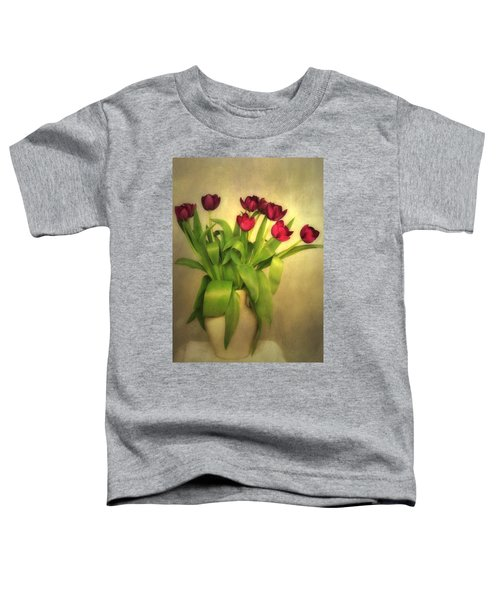Glowing Tulips Toddler T-Shirt