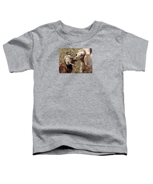 Goats #2 Toddler T-Shirt