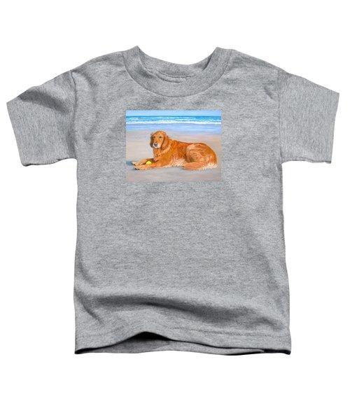 Golden Murphy Toddler T-Shirt