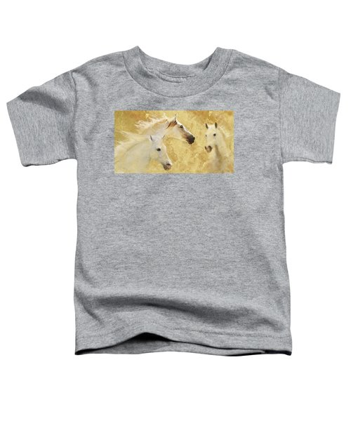 Golden Steeds Toddler T-Shirt