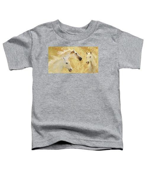 Golden Steeds Toddler T-Shirt