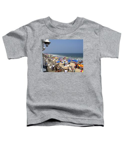 Good Beach Day At Bethany Beach In Delaware Toddler T-Shirt