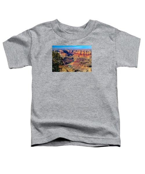 Grand Canyon Sunset Toddler T-Shirt by Robert Bales