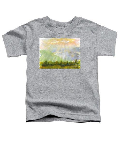 Grandma Cohen Rays Toddler T-Shirt