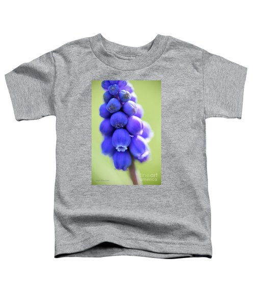 Grape Hyacinth Toddler T-Shirt