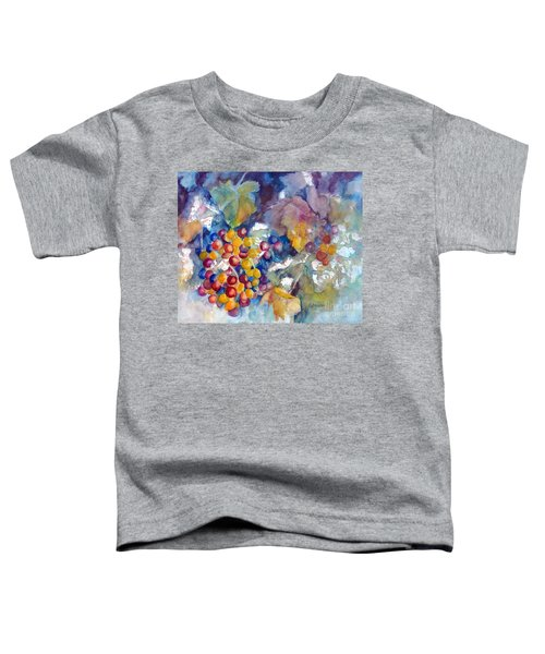 Grapes On The Vine Toddler T-Shirt