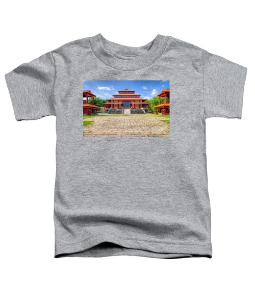 Great Buddha Hall Toddler T-Shirt