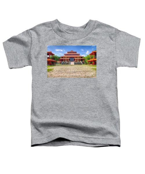 Great Buddha Hall Toddler T-Shirt