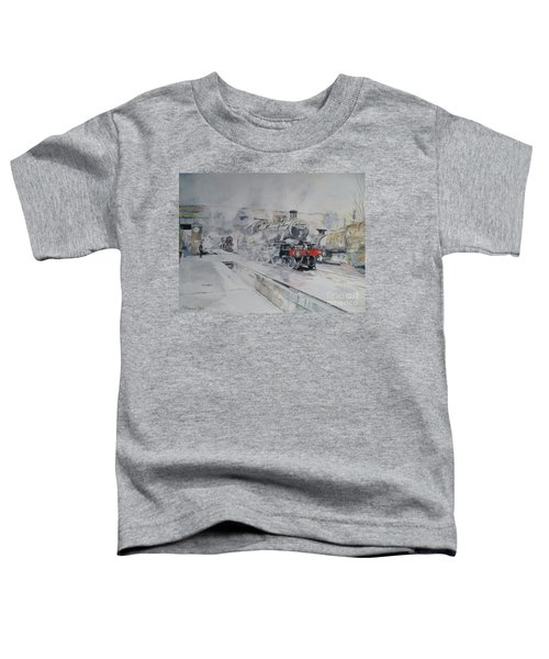 Great Central Steam Toddler T-Shirt