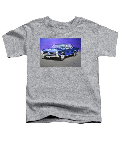 Gto 1965 Toddler T-Shirt