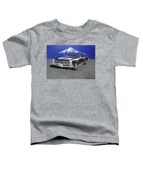 Gto 1967 Toddler T-Shirt