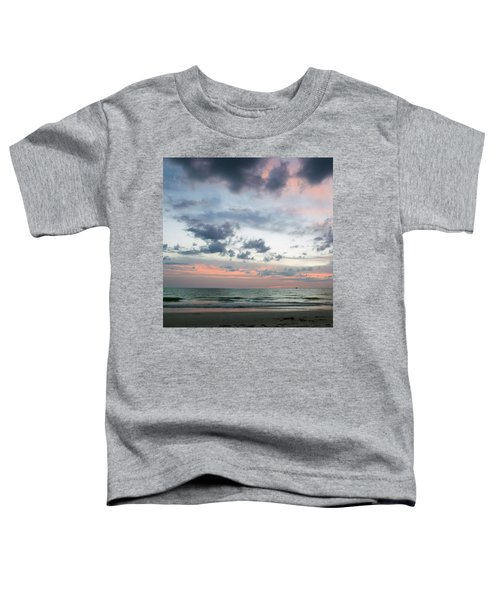 Gulf Of Mexico Sunset Toddler T-Shirt
