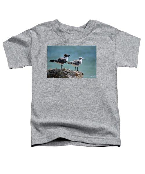 Gull Talk Toddler T-Shirt