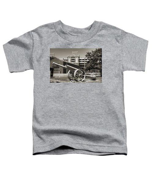 Guns On Campus Toddler T-Shirt
