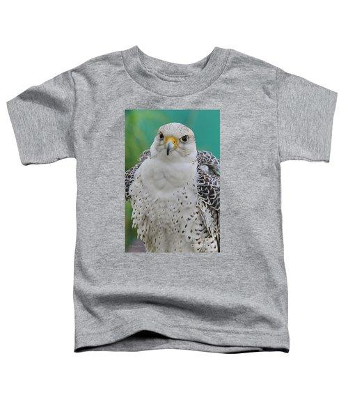 Gyrfalcon Toddler T-Shirt