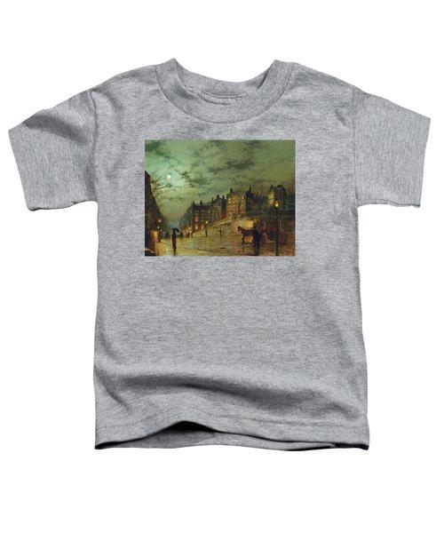 Hampstead Hill, Looking Down Heath Street, 1881 Toddler T-Shirt