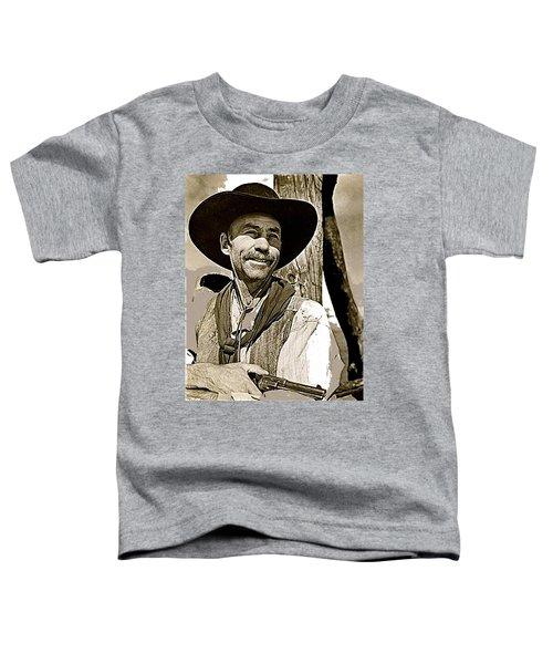 Hank Worden Publicity Photo Red River 1948-2013 Toddler T-Shirt