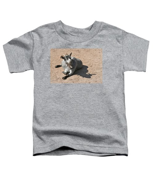 Happy Goat Toddler T-Shirt
