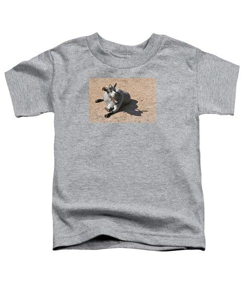 Happy Goat Toddler T-Shirt
