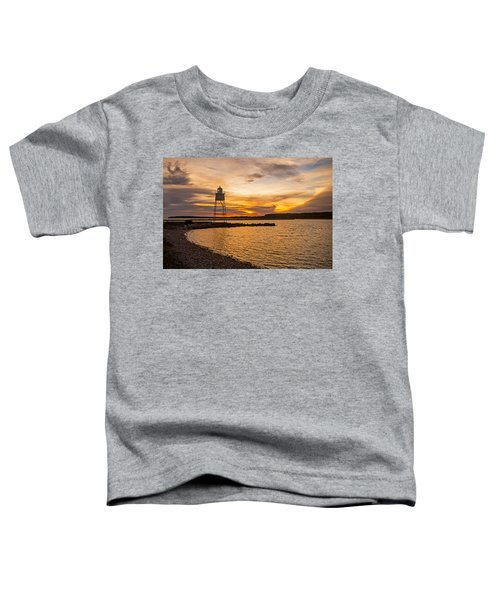 Harbor Sunrise Toddler T-Shirt