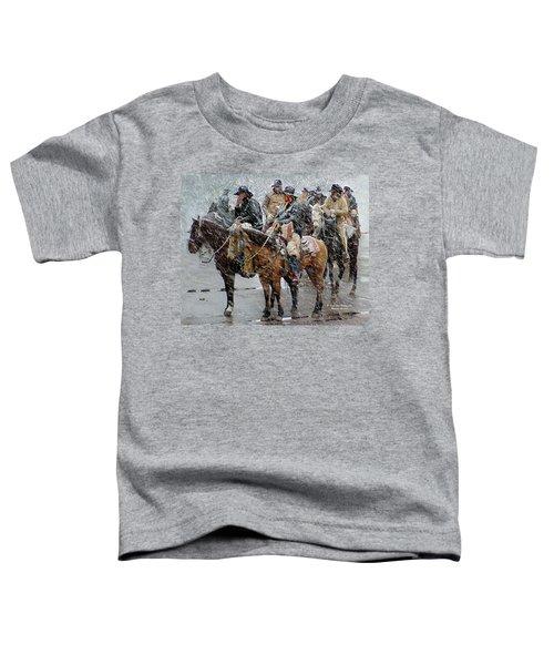 Hashknife Pony Express Toddler T-Shirt