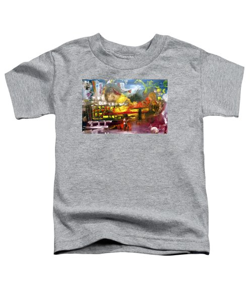 Have And Have Not Toddler T-Shirt