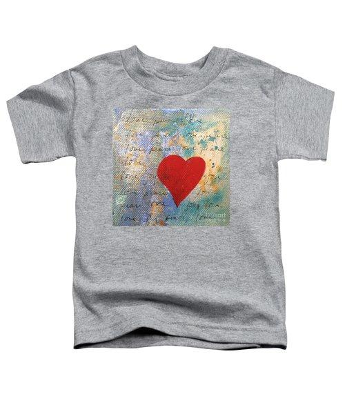 Heart #9 Toddler T-Shirt