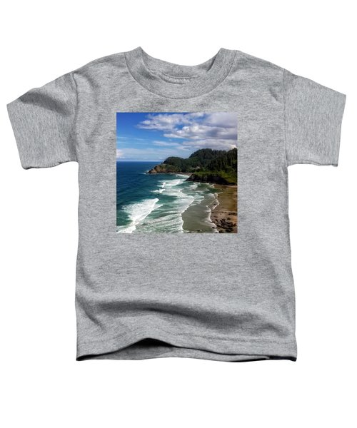 Heceta Head Toddler T-Shirt