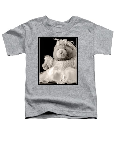 Here Comes The Bride Toddler T-Shirt