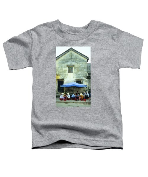 Hoi An Noodle Stall 01 Toddler T-Shirt