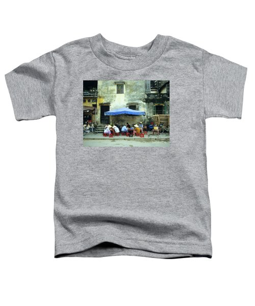 Hoi An Noodle Stall 02 Toddler T-Shirt