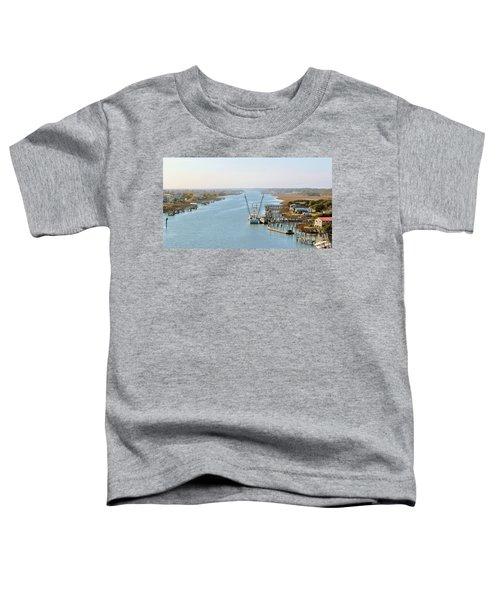 Holden Beach In Nc Toddler T-Shirt