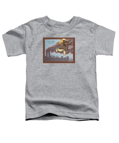 Holy Passion Bearer Mychal Judge 132 Toddler T-Shirt