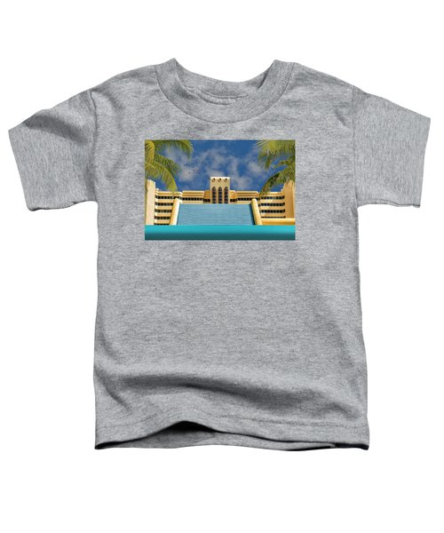 Home For The Winter Toddler T-Shirt
