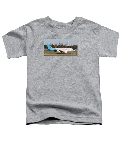 Home Of The Panthers Toddler T-Shirt