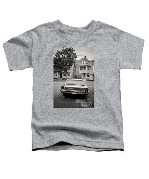 Hometown Usa Platium Print Toddler T-Shirt