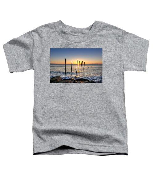 Horizon Sunburst Toddler T-Shirt