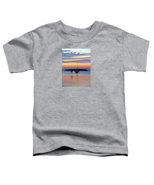 Horsehoe Island Sunset Toddler T-Shirt