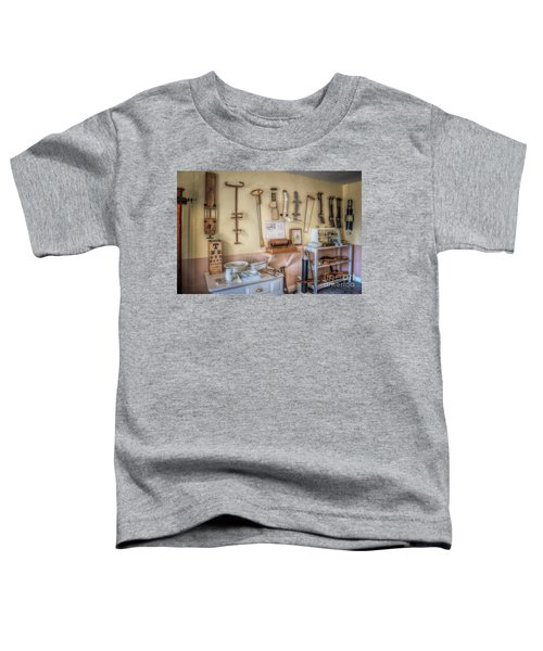 Hospital Museum Toddler T-Shirt