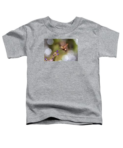 Hovering Pollination Toddler T-Shirt
