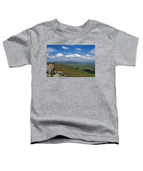 Humpback Rocks View South Toddler T-Shirt