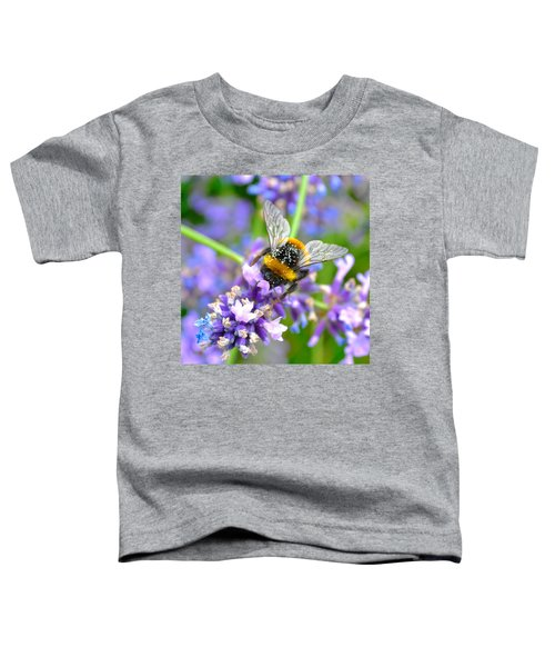 Hungry Bee Toddler T-Shirt