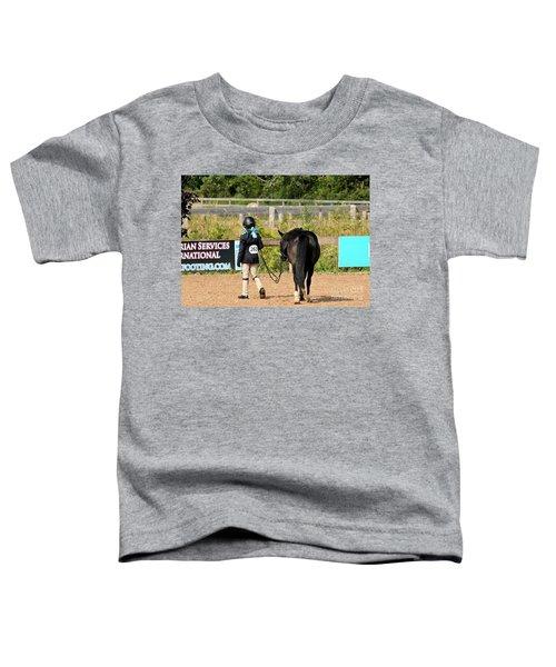 Hunter Walk Toddler T-Shirt