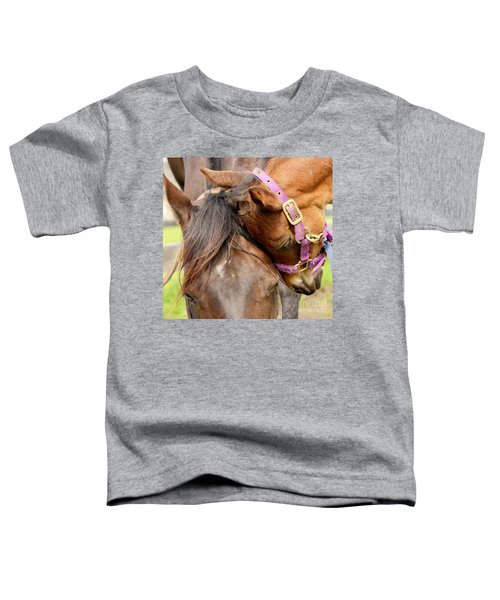 I Love You Mommy Toddler T-Shirt