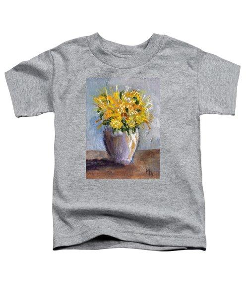 I Think Of Spring Toddler T-Shirt