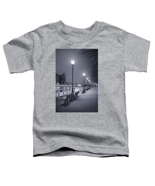 I Wonder As I Wander Toddler T-Shirt
