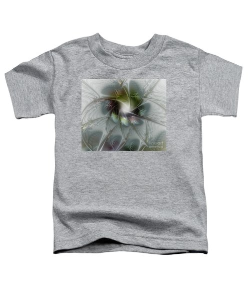Ice Flower Toddler T-Shirt