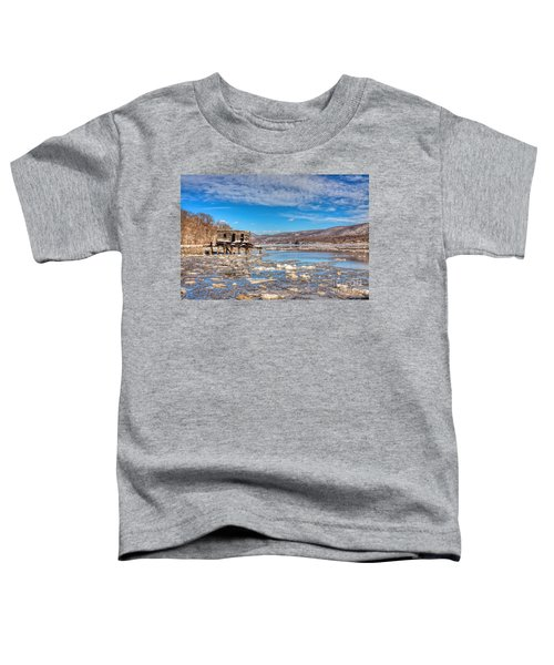 Ice Shack Toddler T-Shirt